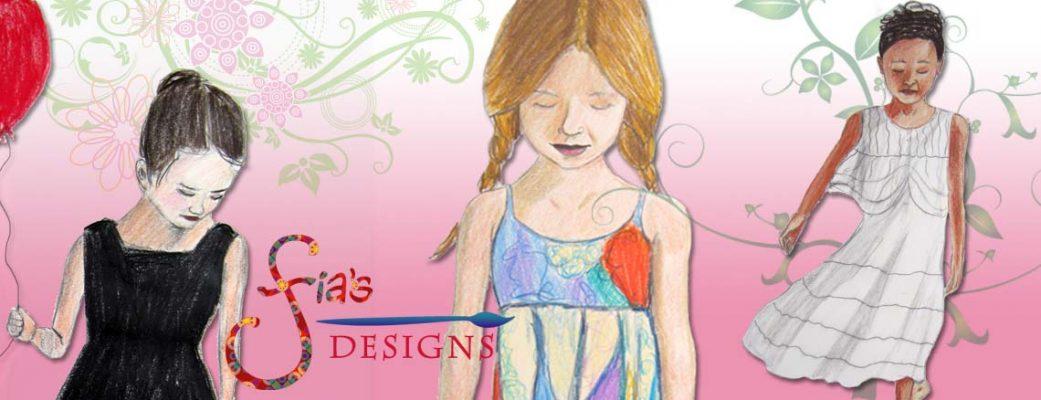 Fia's Designs Children's Illustrations