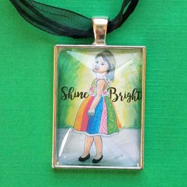 Shine Bright Pendant Necklace