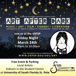 Art After Dark Event – 3/24/17