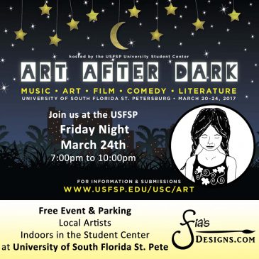 Art After Dark Event – 3/24/17