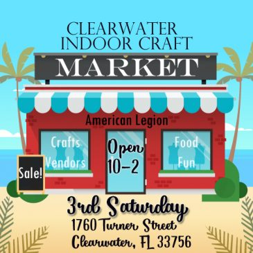 Clearwater Indoor Market 10/21/17