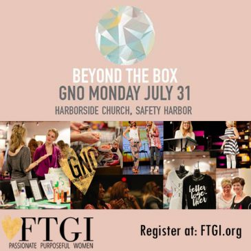 Girls Night Out Event in Safety Harbor 7/31/17