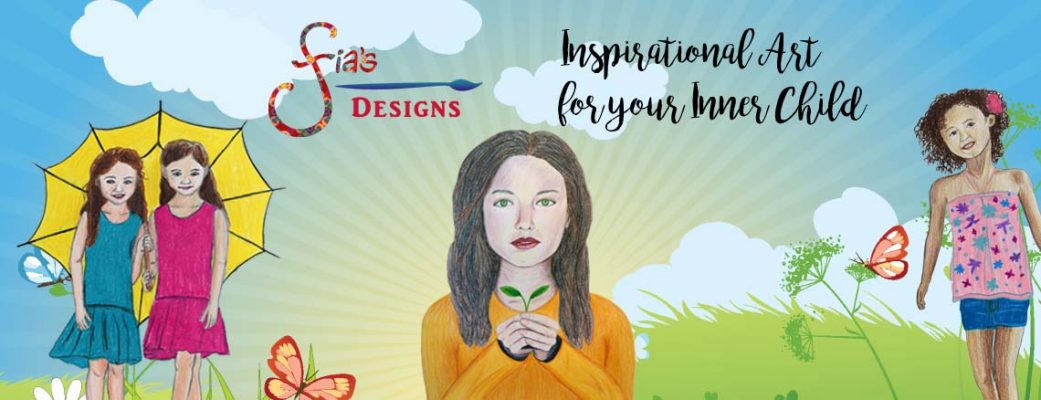 Fia's Designs Children's Illlustration