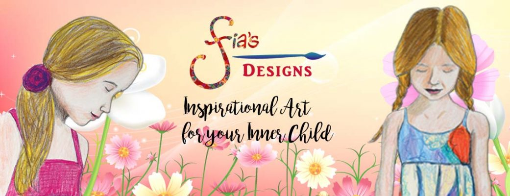 Fia's Designs Children's Illustration