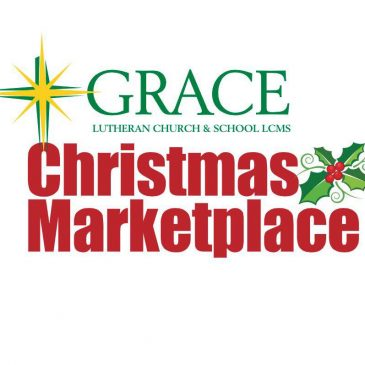 Grace Christmas Market 12/2/17
