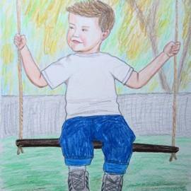 "Illustration Friday:  ""Wood"""