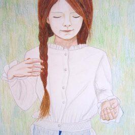 Illustration:  Auburn Reflections