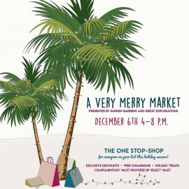 Merry Market Event 12/6/17