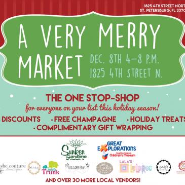 Very Merry Market 12/8/16