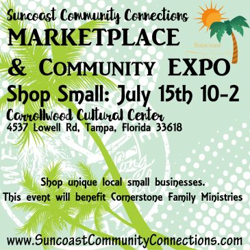 Community Marketplace & Expo! 7/15/17